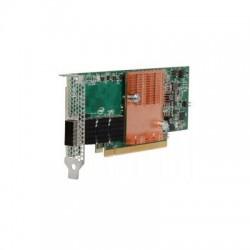 Intel - 100HFA016LS - Intel Omni - Path Host Fabric Adapter 100 Series - PCI Express 3.0 x16 - 100 Gbit/s - 1 x Total Fibre Channel Port(s) - QSFP - Plug-in Card