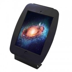 Compulocks Brands - 101B235SMENB - MacLocks Introducing Space Mini - iPad Mini Enclosure Kiosk - Black - Black