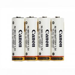 Canon - 1171B002 - Canon Nb4-300 Battery Pack 4 Aa Rechargable 2500mah