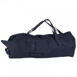 Stansport - 1199 - Stansport Carrying Case for Travel Essential - Black - Cotton Canvas - Shoulder Strap, Handle x 22 Width
