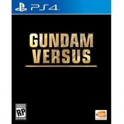 Namco - 12118 - BANDAI NAMCO GUNDAM VERSUS - Fighting Game - PlayStation 4
