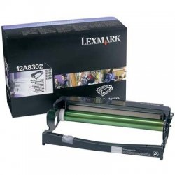 Lexmark - 12A8302 - Lexmark 12A8302 Toner Cartridge - 30000 Pages