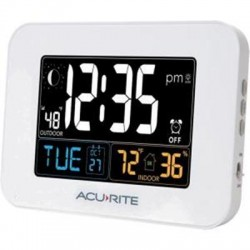 Chaney Instrument - 13041RM - AcuRite Alarm w WrlssTherm USB