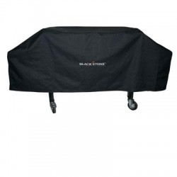 Blackstone - 1528 - Blackstone 36 Griddle/Grill Cover - Supports Grill/Griddle - UV Resistant, Reinforced Corner, Heavy Duty, Weather Resistant - Canvas, Polyester, Poly Resin - Black