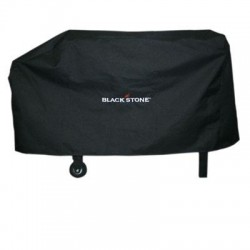 Blackstone - 1529 - Blackstone 28 Griddle/Grill Cover - Supports Grill/Griddle - UV Resistant, Reinforced Corner, Heavy Duty, Weather Resistant - Canvas, Polyester, Poly Resin - Black