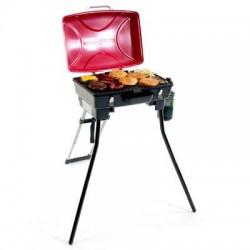 Blackstone - 1610 - Dash Portable Grill Red Black