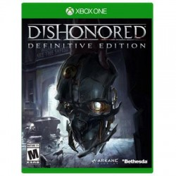 Bethesda Softworks - 17068 - Dishonored Definitive Ed XOne