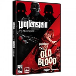 Bethesda Softworks - 17209 - Wolfenstein Two Pack PC