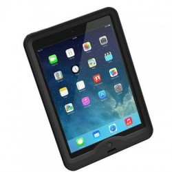OtterBox - 1901-01 - OtterBox Nuud iPad Air Case - iPad Air - Black - Plastic