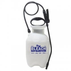 Chapin - 20075 - Handheld Sprayer, Polyethylene Tank Material, 1 gal., 45 psi Max Sprayer Pressure