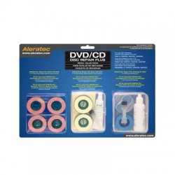 Aleratec - 240138 - Aleratec DVD/CD Repair Plus Refill Value Pack - For Optical Media