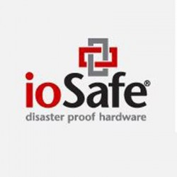 ioSafe - 2BAY-NAS-FLOOR-MNT-KIT - ioSafe Floor Mount for Server
