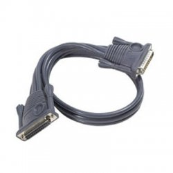 Aten Technologies - 2L1701 - Aten KVM Daisy Chain Cable - DB-25 Male - DB-25 Female - 5.91ft