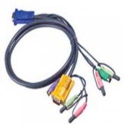 Aten Technologies - 2L5302P - Aten KVM Cable - 6ft