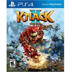 Sony - 3000306 - Sony Knack 2 - Action/Adventure Game - PlayStation 4