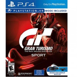 Sony - 3001105 - Sony Gran Turismo Sport - Racing Game - PlayStation 4