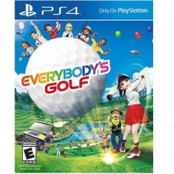 Sony - 3001591 - Sony Everybody's Golf - Sports Game - PlayStation 4