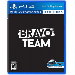 Sony - 3002233 - Sony Bravo Team - First Person Shooter - PlayStation 4