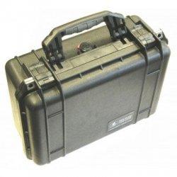 CRU / Wiebetech - 31310-0000-0005 - Forensic Field Kit B-0; Pelican 1450 Case & Custom Foam W/slots For Up To 2 Dock