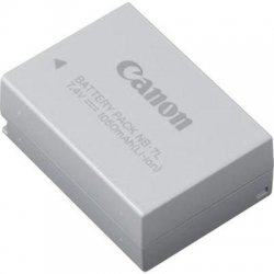 Canon - 3153B001 - Canon NB-7L Lithium Ion Digital Camera Battery - Lithium Ion (Li-Ion)