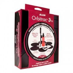 Allsop - 31735 - Allsop Orbitrac 3 Pro Vinyl Record Cleaning System / Kit