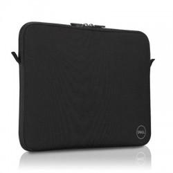 Dell - DHJJV - Dell Carrying Case (Sleeve) for 15 Notebook - Black - Scratch Resistant Interior - Polyester, Neoprene - 10.8 Height x 15.7 Width x 1 Depth