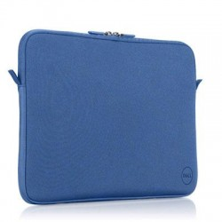 Dell - 42C5P - Dell Carrying Case (Sleeve) for 15 Notebook - Blue - Scratch Resistant Interior - Polyester, Neoprene - 10.8 Height x 15.7 Width x 1 Depth