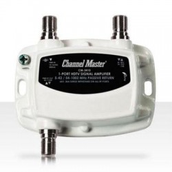 Channel Master - 3410 - 1 Port Mini Distribution Amplifier