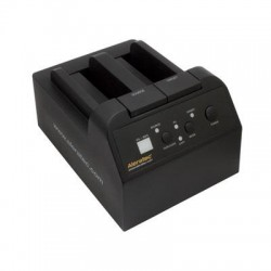 Aleratec - 350123 - Aleratec 1:1 HDD Copy Dock USB3.0 Hard Disk Drive Duplicator Part 350123