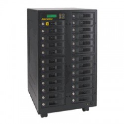 Aleratec - 350128 - Aleratec 1:24 HDD Copy Cruiser High-Speed 24 HDD Duplicator and 25 HDD Sanitizer
