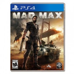 Warner Brothers - 1000423873 - WB Mad Max - Action/Adventure Game - PlayStation 4