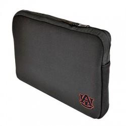 Samsill - 36512AUBU - Altego Carrying Case (Sleeve) for 15 Notebook - Black - Neoprene - Auburn University Embroidered Logo