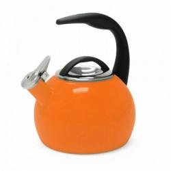 Chantal Cookware - 37-ANN OR - Anivsry Kettle 40th 2qt Orange
