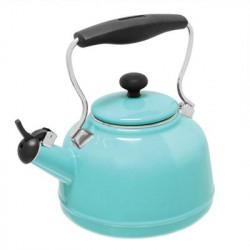 Chantal Cookware - 37-VINT AQ - Vintage Teakettle 1.7qt Aqua
