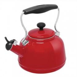 Chantal Cookware - 37-VINT RE - Vintage Teakettl 1.7qt ChiliR