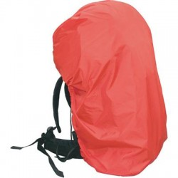 AceCamp - 3921 - AceCamp Backpack Cover - Supports Backpack - Water Proof, Drawstring - Nylon - Red