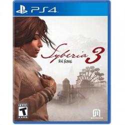 Ubisoft Entertainment - 3PP30502094 - Syberia 3 PS4