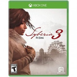 Ubisoft Entertainment - 3PP50402094 - Microids Syberia 3 - Action/Adventure Game - Xbox One