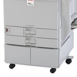 Ricoh - 402849 - Ricoh FAC35 Stand for Laser Printers - Ivory