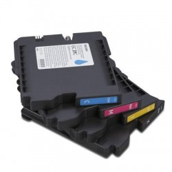 Ricoh - 405704 - Ricoh 405704 Original Ink Cartridge - Yellow - GelSprinter - High Yield - 4090 Page