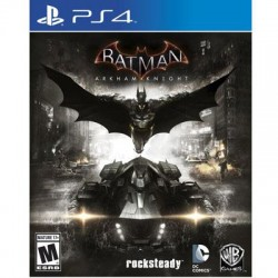 Warner Brothers - 1000488432 - WB Batman: Arkham Knight - Action/Adventure Game - English - PlayStation 4