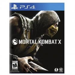 Warner Brothers - 1000507059 - WB Mortal Kombat X - Fighting Game - PlayStation 4