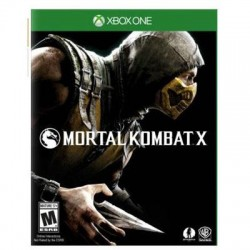 Warner Brothers - 1000507227 - WB Mortal Kombat X - Fighting Game - Xbox One