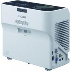 Ricoh - 432103 - Ricoh PJ WX4152N DLP Projector - 720p - HDTV - 16:10 - Front - Mercury Lamp - 250 W - 1280 x 800 - WXGA - 13,000:1 - 3500 lm - HDMI - USB - Wireless LAN - 313 W