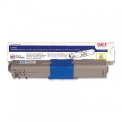 Okidata - 44469719 - Oki High Capacity Toner Cartridge - LED - 5000 Page - 15 / Each