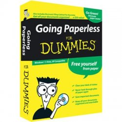 IRIS - 456849 - I.R.I.S. Going Paperless for Dummies - Utility - Mini Box - Retail
