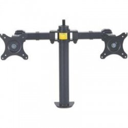 IC Intracom - 461078 - Manhattan 461078 Desk Mount for Monitor - 30 Screen Support - 48 lb Load Capacity