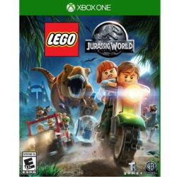 Warner Brothers - 1000565140 - WB LEGO Jurassic World - Action/Adventure Game - Xbox One