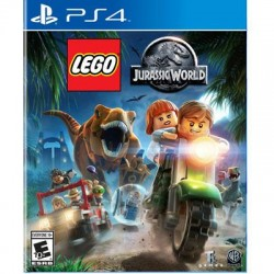 Warner Brothers - 1000565187 - WB LEGO Jurassic World - Action/Adventure Game - PlayStation 4