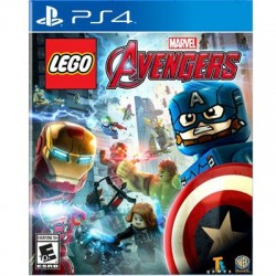 Warner Brothers - 1000565742 - WB LEGO Marvel's Avengers - Action/Adventure Game - PlayStation 4